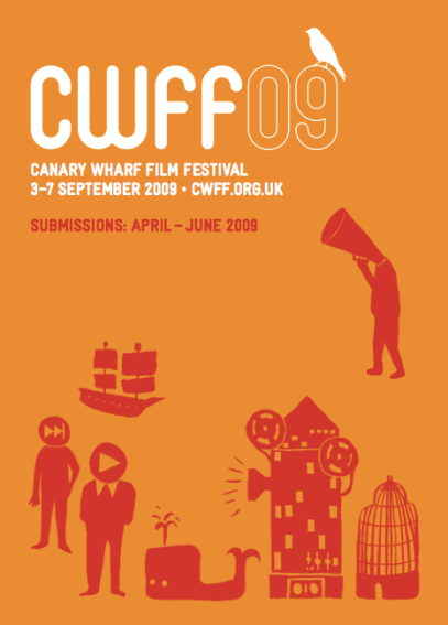 Image result for canary wharf film festival